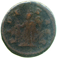 CM.RI.1793-R reverse, Genius standing left with patera and cornucopia