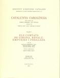 Catalunya Carolíngia V front cover