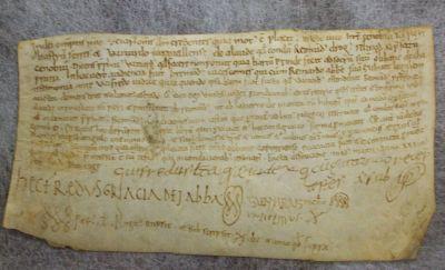 Biblioteca Universitària de Barcelona, Pergamins, C (Sant Pere de Casserres) núm 20