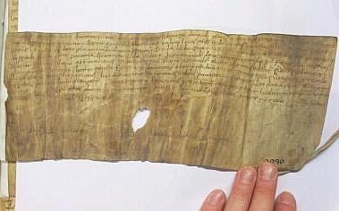 Arxiu Capitular de Vic, Calaix 6, núm. 2090