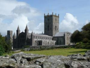 Cathedral of St David\'s, Wales
