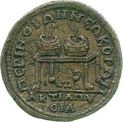 Fitzwilliam Museum Cambridge, CM.LK.4570-R, Leake Collection, reverse