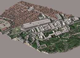 A tile of a new project to map the Byzantium of <i>c.</i>800 C.E.