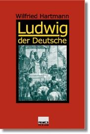 Cover of Hartmann's Ludwig der Deutsche