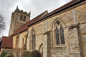 Church of St John the Baptist, Aston Cantlow