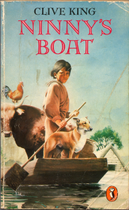 Cover of Clive King's Ninny's Boat