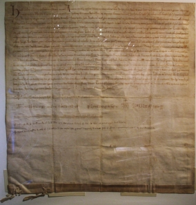 1176 copy of the 945 foundation charter of Sant Pere de les Puelles