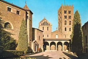 Santa Maria de Ripoll, Catalunya