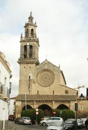 Church of San Lorenzo in Córdoba