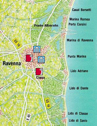 Seminary LXIV when in Ravenna do as the Romans do A Corner of
