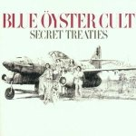 Cover of Blue Öyster Cult's Secret Treaties album