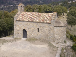 Sant Martí Xic, Castell de Voltregà