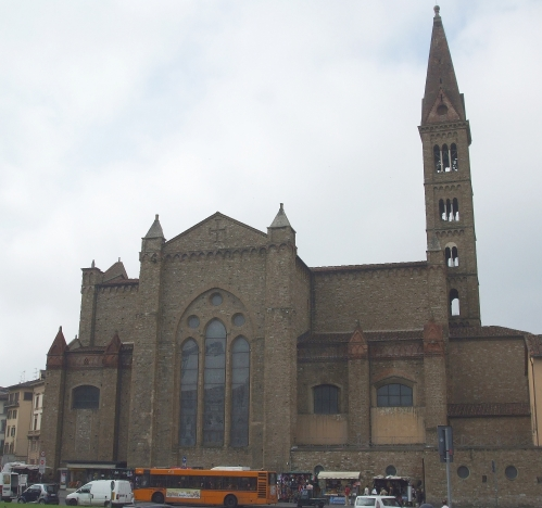 Church of Santa Maria Novella, Florence