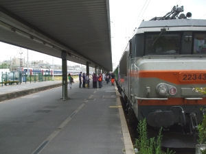 Paris-Bercy station