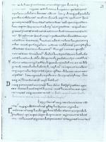 Later tenth-century manuscript page of Liutprand's Antapodosis now in Münich