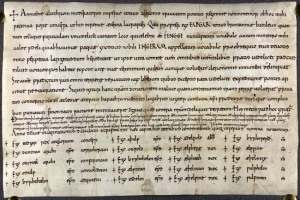 Grant of King Edgar to his thegn Igeramn, 963, preserved at Christ Church Canterbury, Sawyer 717