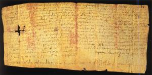 Charter of Sant Cugat del Vallès
