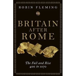 Cover of Robin Fleming's Britain After Rome