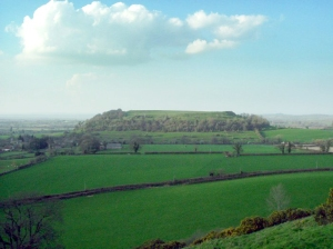 South Cadbury Castle hillfort, Somerset