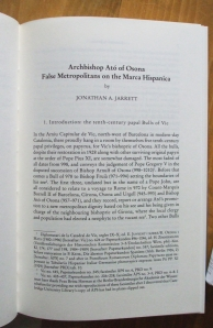 "1st page of Jarrett, ""Archbishop Ató"""