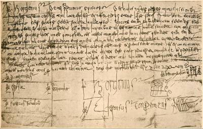 A Leonese royal charter of 860