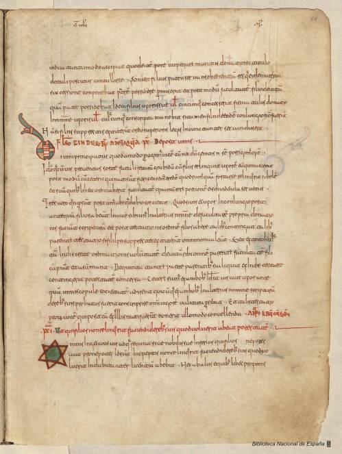 Folio 64r of the 1058 Leonese copy of the Liber Iudicorum