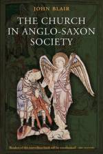 Cover of John Blair's The Church in Anglo-Saxon Society