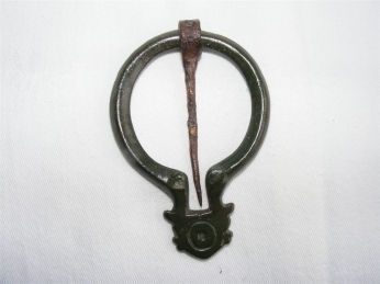 Second- or third-century Roman quoit brooch