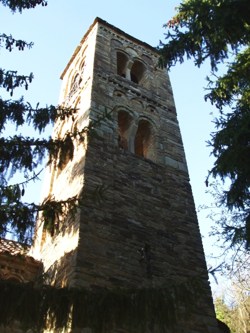 Tower of Sant Esteve de Tavèrnoles