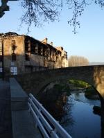 Northern part of the Pont de Queralt, Vic