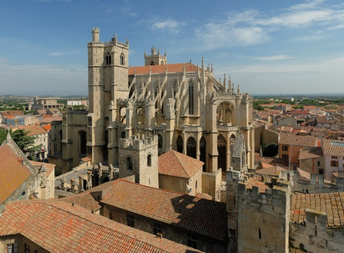 Cathedral of SS Just & Pastor, Narbonne