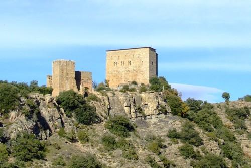 Castell de Llordà, Isona, Catalunya