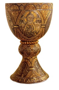 The so-called Tassilo Chalice, preserved at Tassilo III's foundation of Kremsmünster