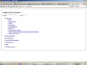 ASCharters site screen capture