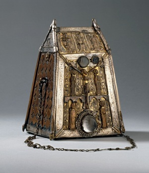 Bell shrine of St Conall Cael, Abbot of Inishkeel