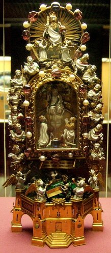 Reliquary of the Holy Thorn of Jean, Duc de Berry
