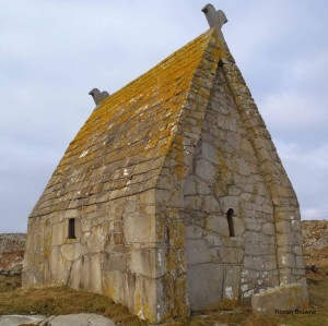 Chapel of St MacDara, St MacDara's Island
