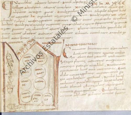 Barcelona, Archivo de la Corona de Aragón, MS Ripoll 106, fo. 82r