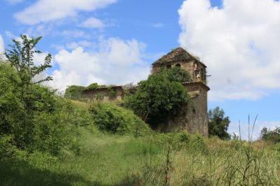 Ruins of Sant Martí de Sentfores
