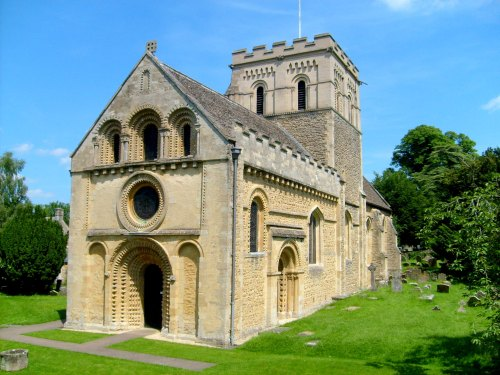 Church of St Mary the Virgin, Iffley