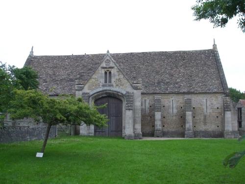 Abbot's Barn, Glastonbury