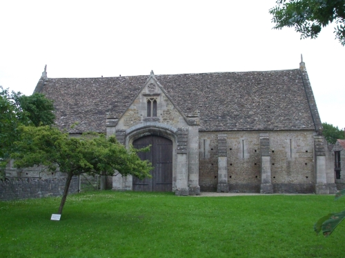 Abbot's Barn, Glastonbury