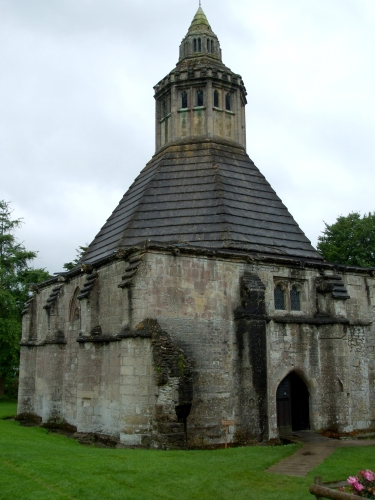 Abbot's Kitchen, Glastonbry Abbey