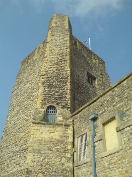 St George's Tower, Oxford Castle