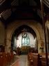 View down the nave of Watlington Church