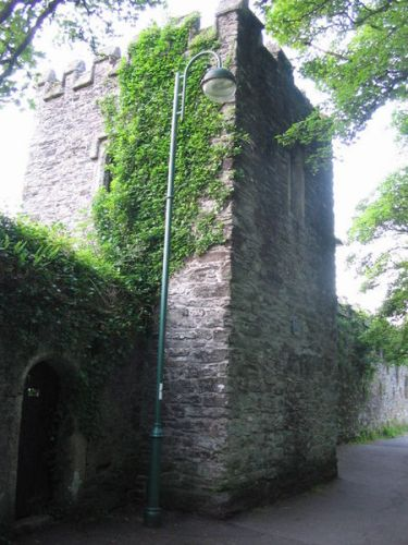 The still house of the old abbey of SS Mary & Rumon Tavistock