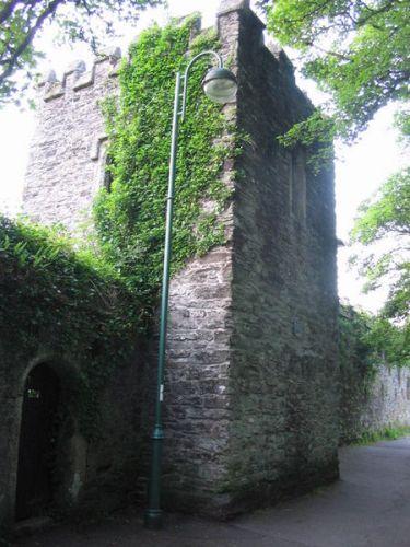 The still house of the old abbey of SS Mary & Rumon Tavistock