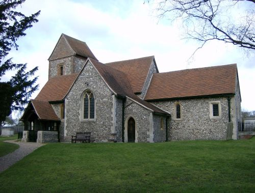 Church of Holy Cross, Sarratt