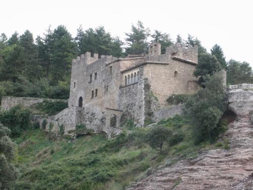 Castell de Sant Llorenç del Munt, Osona