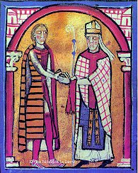 The pact of homage between Count Guillem Ramon of Cerdanya and Bishop Folc of Urgell in the <em>Liber Feudorum Maior</em> of the Counts of Barcelona